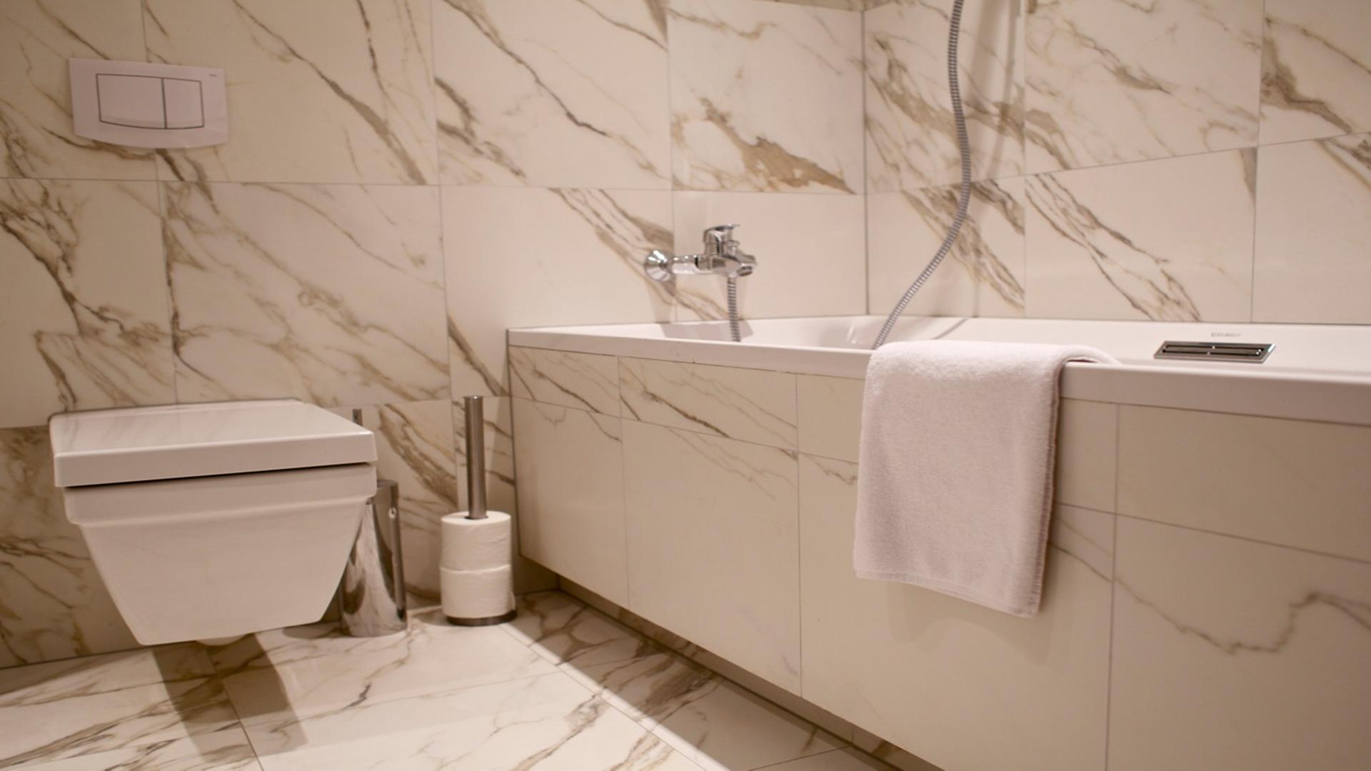 luksusowe apartamenty poznań łazienka