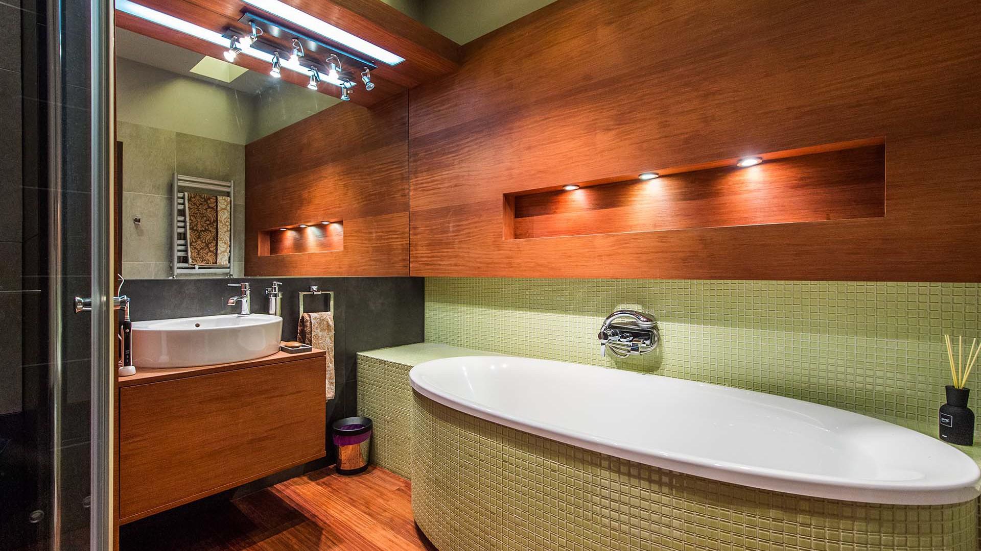 łazienka apartament wynajem poznań city park